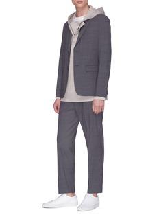 Theory 'Logan' wool blend pants