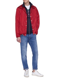 PS Paul Smith Stripe placket track jacket