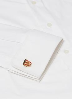 Paul Smith Popcorn box cufflinks