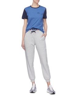 LNDR 'Dander' layered waist COOLMAX® track pants