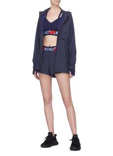 LNDR 'Drift' logo waistband track shorts