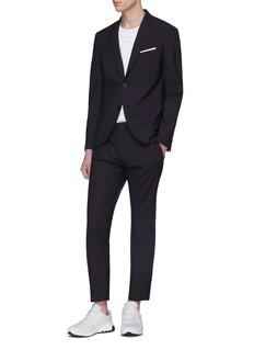 Neil Barrett Slim fit pinstripe suit