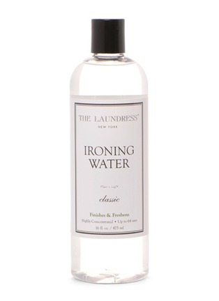 Main View - Click To Enlarge - The Laundress - Ironing water