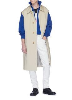 Maison Margiela Panelled track jacket
