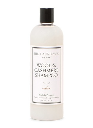 Main View - Click To Enlarge - The Laundress - Wool and cashmere shampoo