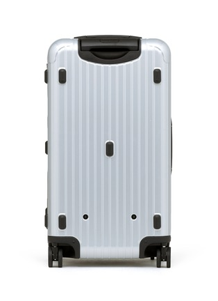 Back View - Click To Enlarge - RIMOWA - Salsa Sport Multiwheel® 75 (Classic Silver, 87-litre)