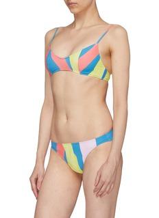 Araks x Tanya Ling 'Piper' colourblock bikini bottoms