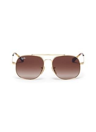 5b27c627ff Ray-Ban.  RJ9561  metal aviator kids sunglasses