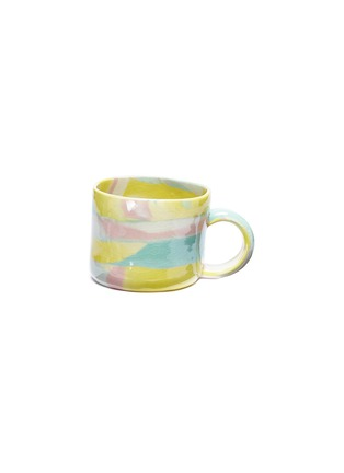 Main View - Click To Enlarge - Risa Nishimori - Dream cup – Green/Yellow