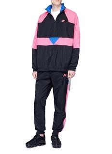 NikeLab 'VaporWave' stripe outseam jogging pants