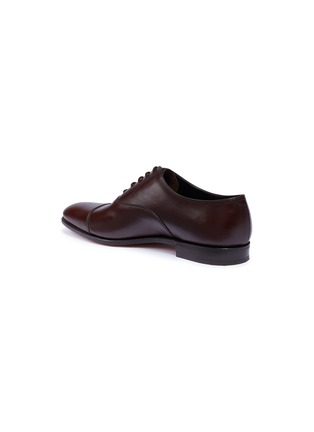 Detail View - Click To Enlarge - JOHN LOBB - 'City II' leather Oxfords