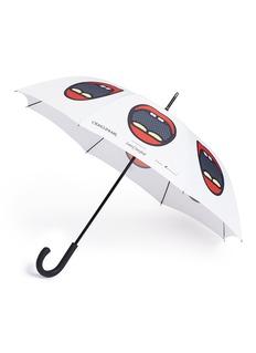 LANE CRAWFORD x Craig & Karl mouth umbrella