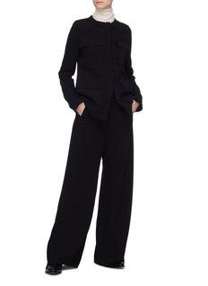 Ms MIN Cargo pocket wool jacket