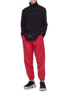 Balenciaga Zip cuff track pants