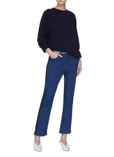 VICTORIA, VICTORIA BECKHAM 'Cali' colourblock jeans