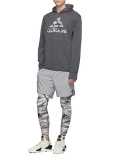 adidas X UNDEFEATED Alphaskin Climachill® compression leggings