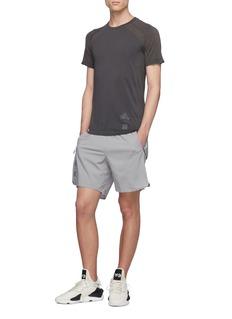 adidas x UNDEFEATED Colourblock Primeknit performance T-shirt