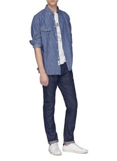 Jason Denham Collection 'Razor' slim fit selvedge jeans