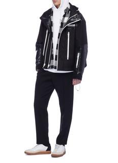 Alexander Wang  Wool blend jogging pants