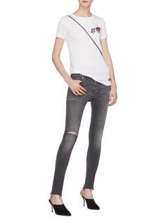 Dolce & Gabbana 'Designer' cartoon appliqué T-shirt