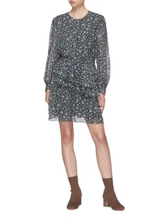 Isabel Marant Étoile 'Joly' floral print tiered ruffle dress