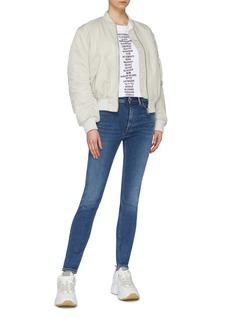 Acne Studios 'Peg' washed skinny jeans