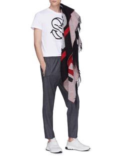 Stella McCartney 'Recycle S' print T-shirt