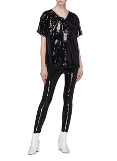 Marc Jacobs Sequin leggings