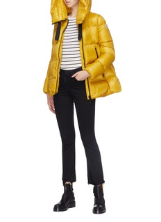 Moncler 'Serin' hooded down puffer jacket