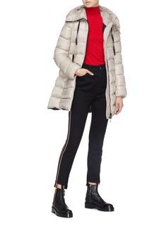 Moncler 'Suyen' hooded down puffer coat