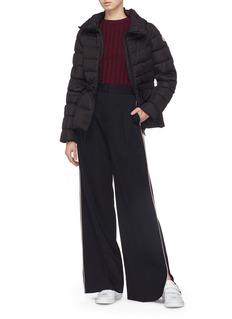 Moncler 'Avocette' drawstring down puffer jacket