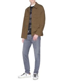 J Brand Tyler' slim fit selvedge jeans