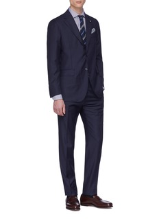 Lardini Loro Piana Rain System® wool suit