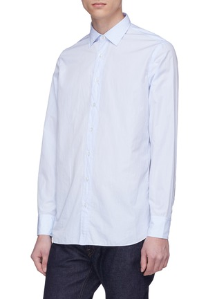Front View - Click To Enlarge - Lardini - Poplin shirt