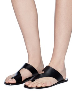 ATP Atelier 'Roma' leather slide sandals