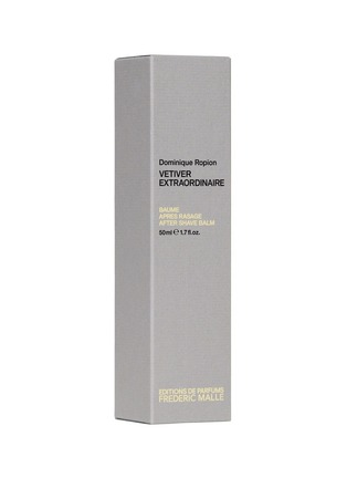 Main View - Click To Enlarge - Frédéric Malle - Vetiver Extraordinaire Aftershave Balm 50ml