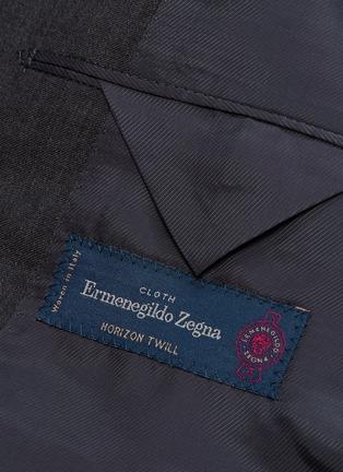 - Tomorrowland - Ermenegildo Zegna wool Horizon Twill® suit