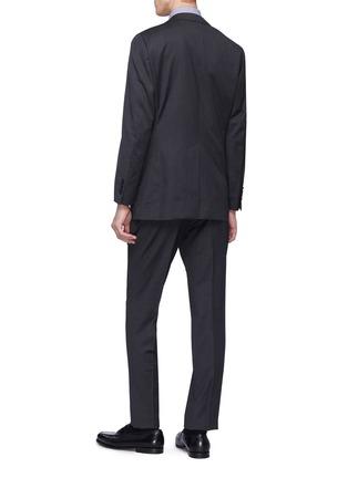 Back View - Click To Enlarge - Tomorrowland - Ermenegildo Zegna wool Horizon Twill® suit