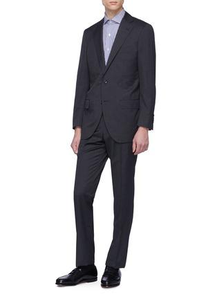 Front View - Click To Enlarge - Tomorrowland - Ermenegildo Zegna wool Horizon Twill® suit