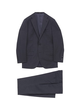 Main View - Click To Enlarge - Tomorrowland - Ermenegildo Zegna wool Horizon Twill® suit