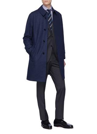 Figure View - Click To Enlarge - Tomorrowland - Ermenegildo Zegna wool Horizon Twill® suit