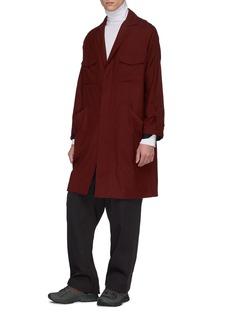 Kiko Kostadinov Loro Piana Storm System® wool jacket