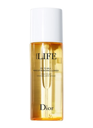 Main View - Click To Enlarge - DIOR BEAUTY - Hydra Life Oil to Milk Makeup Removing Cleanser 200ml