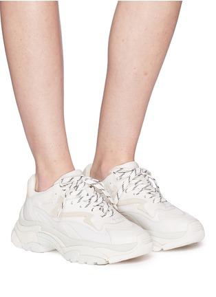 Ash Addict Chunky Outsole Sneakers Women Lane Crawford