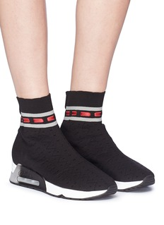 Ash 'Link' knit sock sneakers