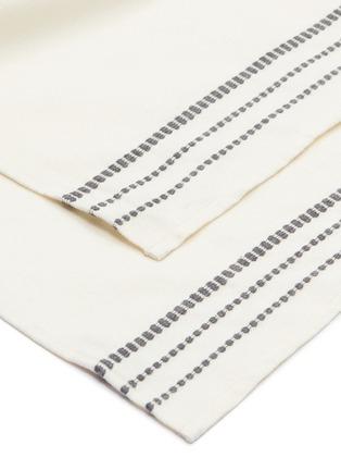 Detail View - Click To Enlarge - LANE CRAWFORD - x Guri I Zi Vida table runner