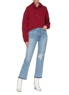 Amiri Glass crystal jeans