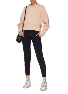 T By Alexander Wang Dropped shoulder sweatshirt