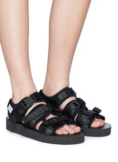 SUICOKE 'GGA-V' strappy sandals