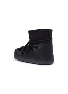 INUIKII Kids 'Classic' shearling kids sneaker boots